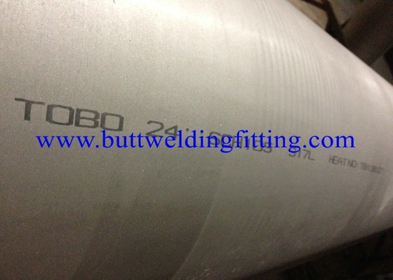China UNS S32750 Super Duplex Stainless Steel Pipe ASTM A789 ASTM A790 ASTM A213 factory