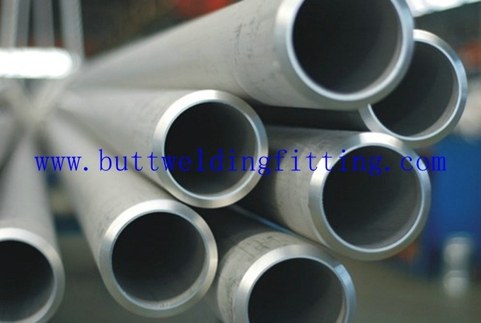 ASTM A213 T9 Stainless Steel Seamless Pipe For Superheater / Heat Exchanger Tubes