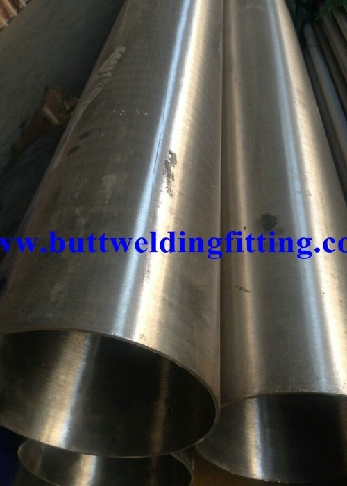 ASTM A554 ERW 316L Spiral Welded Stainless Steel Seamless Pipe For Oil Industrial