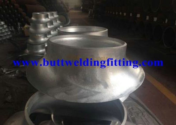 Standard Forged Pipe Fittings Stainless Steel A182 F316 Sweepolet / Saddle