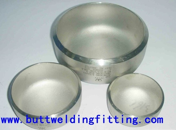 Butt welding fittings / Stainless Steel Pipe Cap for Construction A403-WP304