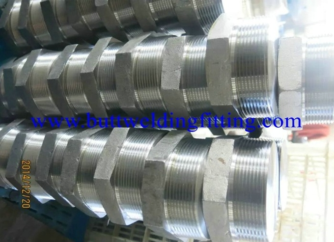 Astm b uns n forged high pressure pipe fittings