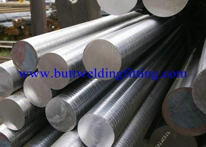 Nickel Alloy Steel Bar ASME SB408 UNS NO8120 AISI, ASTM, DIN CE Certifications