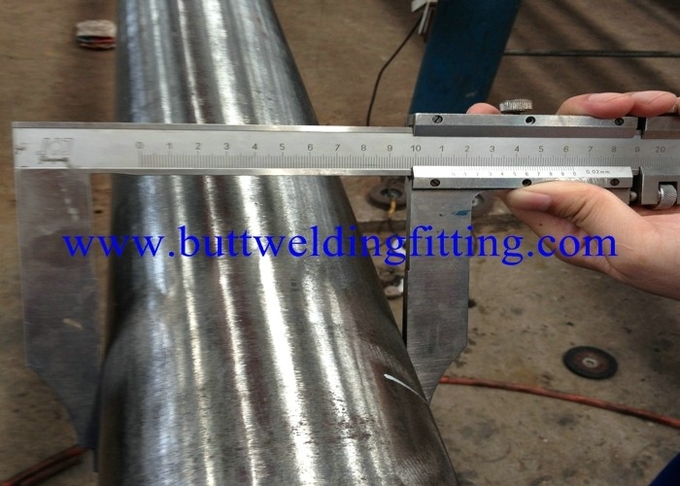 F duplex stainless steel seamless pipe spiral welded